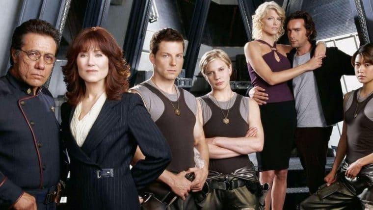 Todas as temporadas de Battlestar Galactica chegam hoje (1) ao Amazon Prime Video