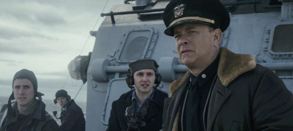 Greyhound | Filme estrelado por Tom Hanks terá estreia exclusiva no Apple TV+