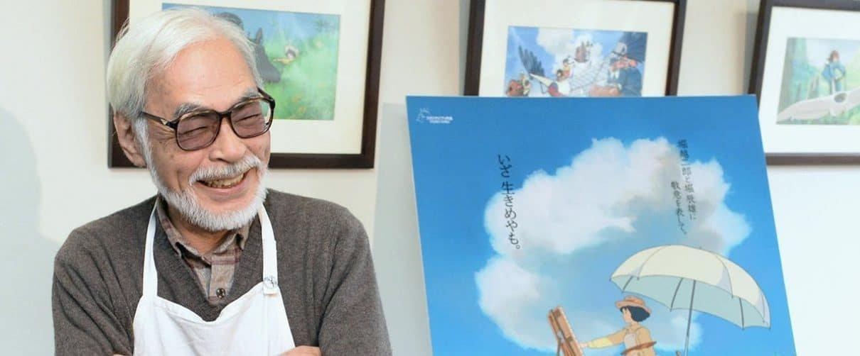 Novo filme de Miyazaki demorará mais três anos, revela produtor do Studio Ghibli