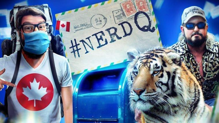 NerdQ - RPG, viagens e tigres