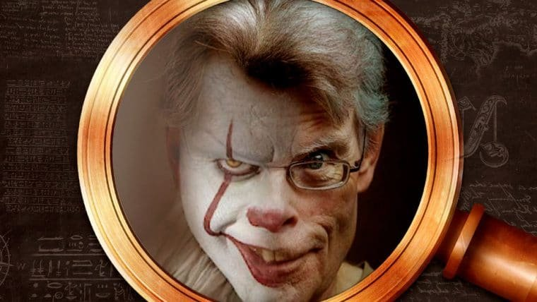 Stephen King, o Rei do Horror