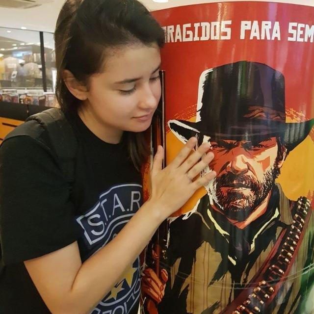 Tayná Garcia