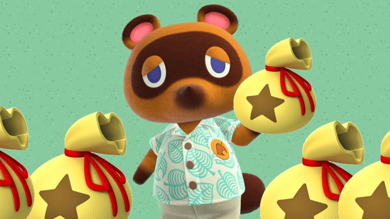 Animal Crossing   Se Tom Nook fosse real, ele seria o homem mais rico do mundo