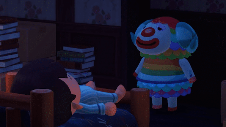Trailer de terror feito em Animal Crossing prova que tudo pode ficar assustador
