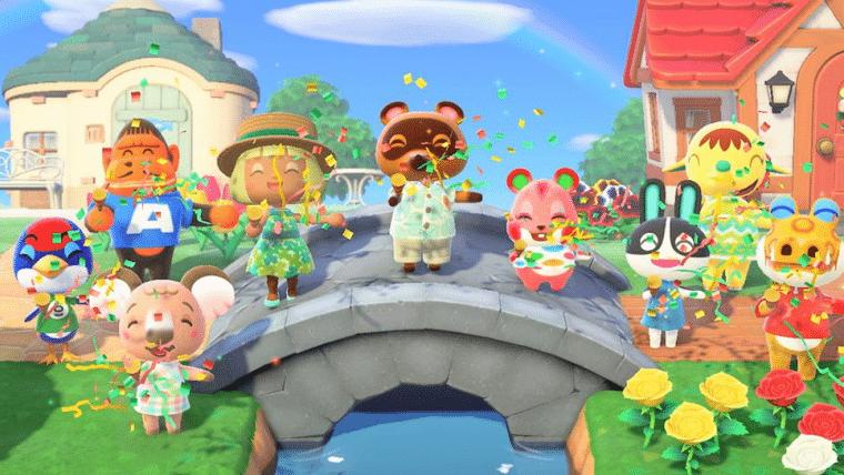Animal Crossing: New Horizons vendeu 13,14 milhões de cópias até abril