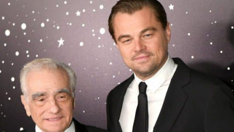 Apple produzirá novo filme de Martin Scorsese, estrelado por DiCaprio