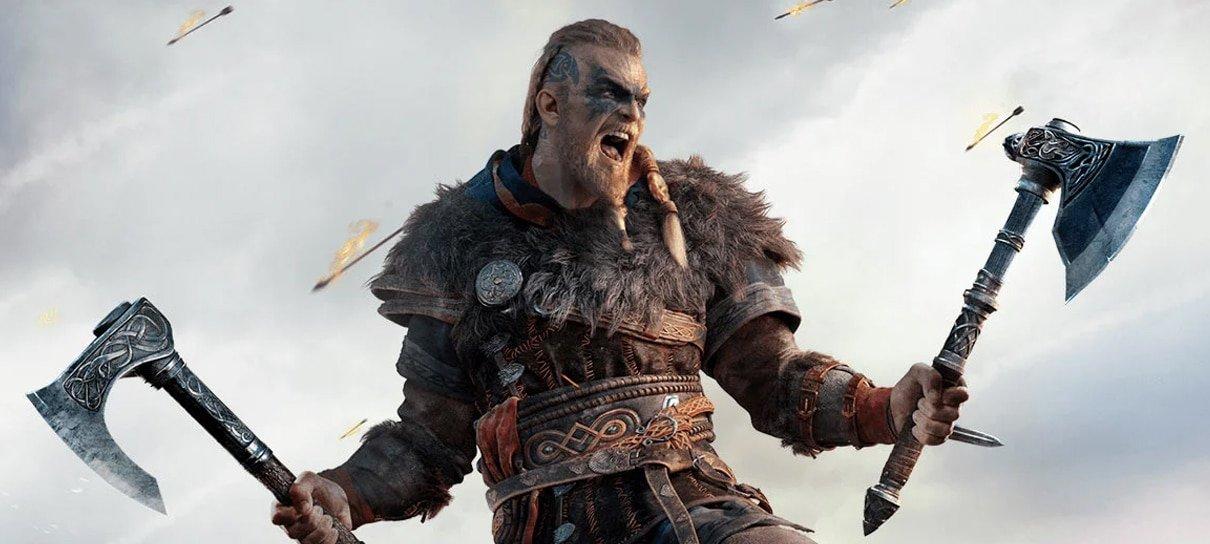 Assassin's Creed Valhalla terá batalhas de