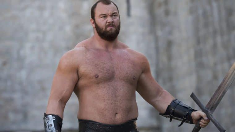 Ator do Montanha, de Game of Thrones, quebra recorde mundial de levantamento de peso