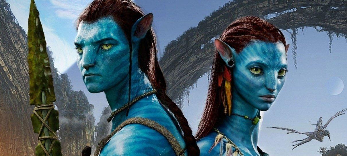 Orçamento das sequências de Avatar é de US$ 1 bilhão