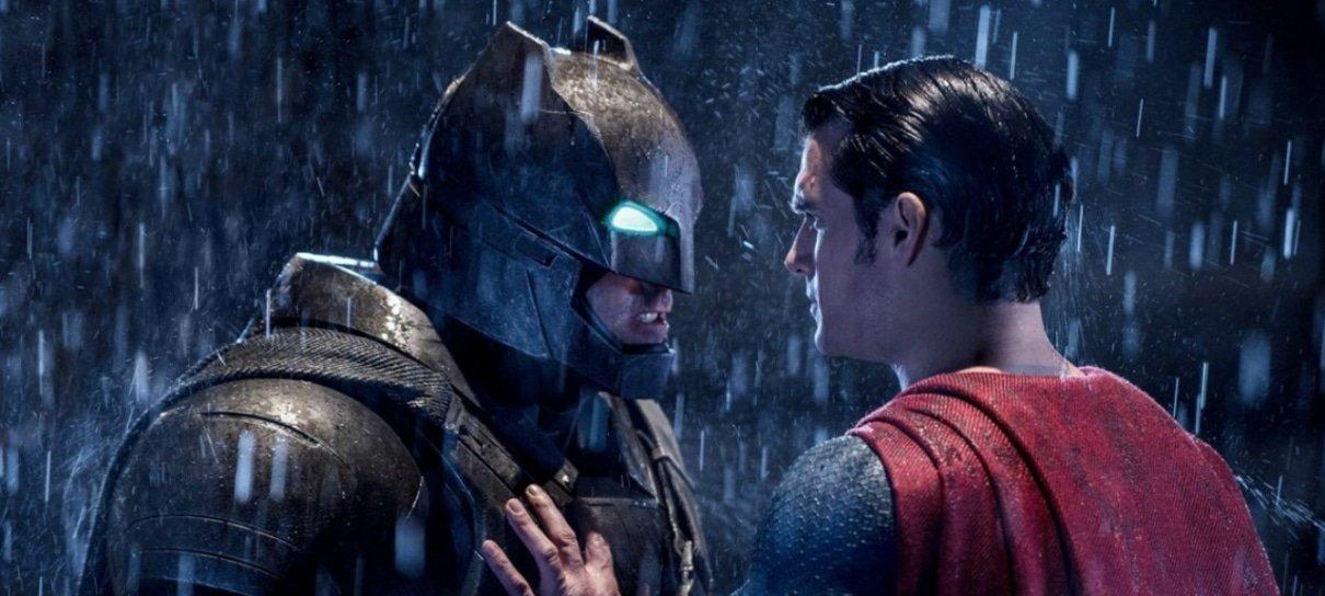 """Primeira versão de Batman vs Superman era """"a coisa mais obscura"""" já feita, diz roteirista - NerdBunker"""