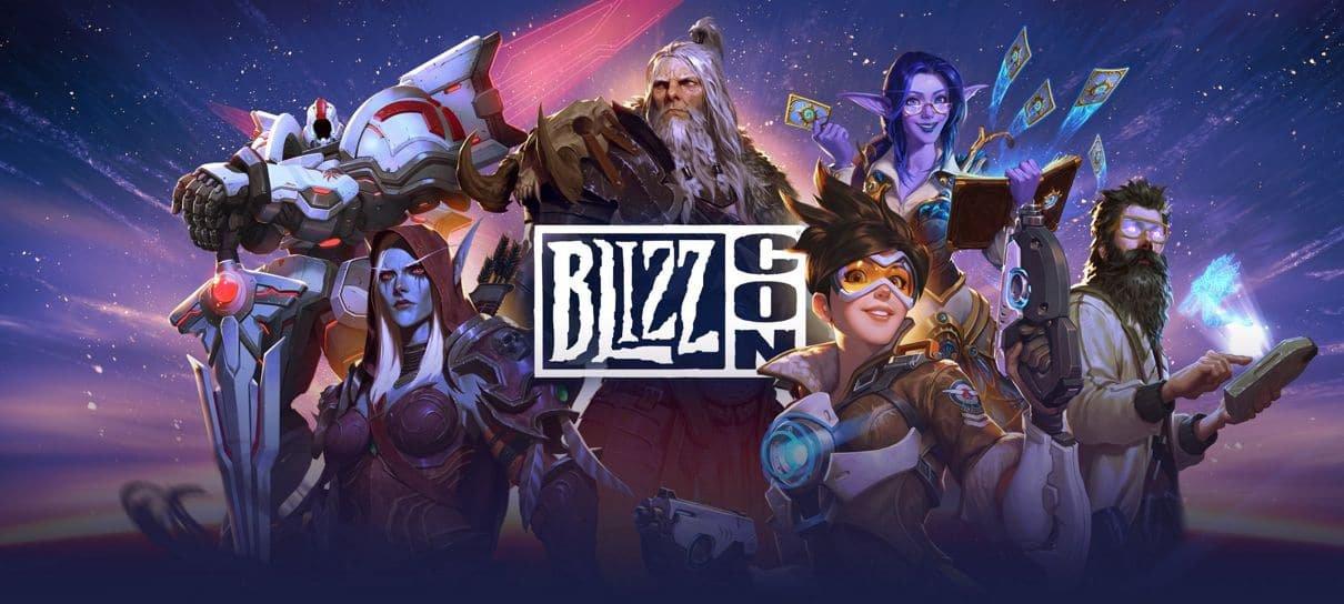 BlizzCon 2020 é cancelada devido ao coronavírus