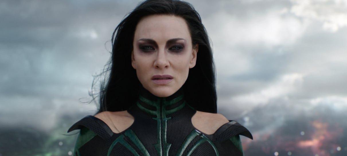 Filme de Borderlands pode ter Cate Blanchett como Lilith, diz site