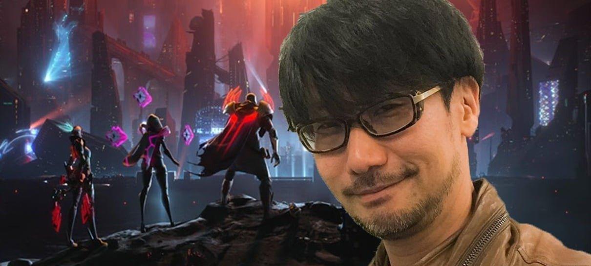 CEO da Riot Games quer que Kojima comande um jogo do universo de League of Legends