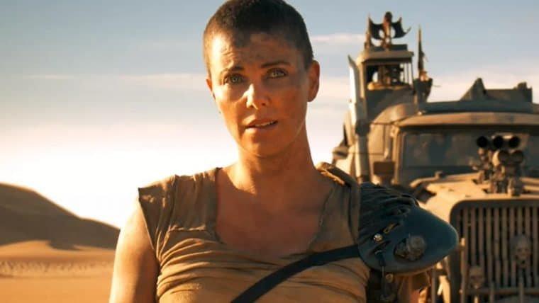 Charlize Theron revela fotos inéditas dos bastidores de Mad Max: Estrada da Fúria