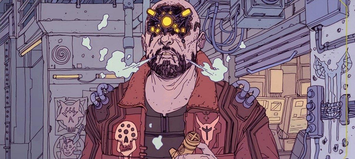 Cyberpunk 2077 apresenta Tyger Claws, nova gangue de Night City