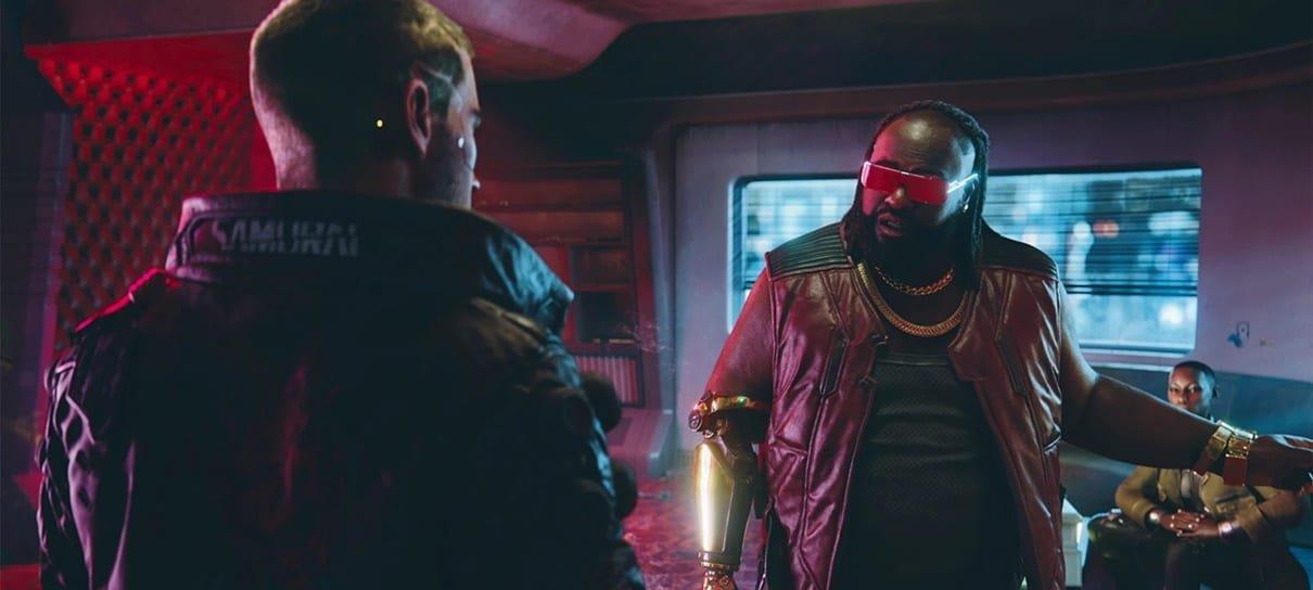 Cyberpunk 2077 revela informações sobre as megacorporações do jogo