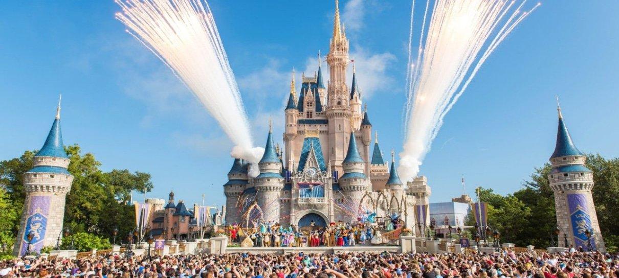 Disney de Orlando anuncia processo de reabertura dos parques para julho