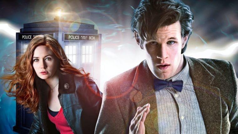 Doctor Who | Temporadas 5 e 6 são disponibilizadas de graça no Globoplay