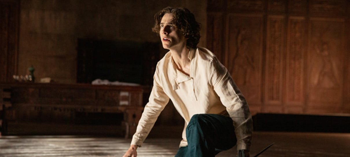 Duna   Diretor de nova adaptação compara Paul Atreides a Michael Corleone