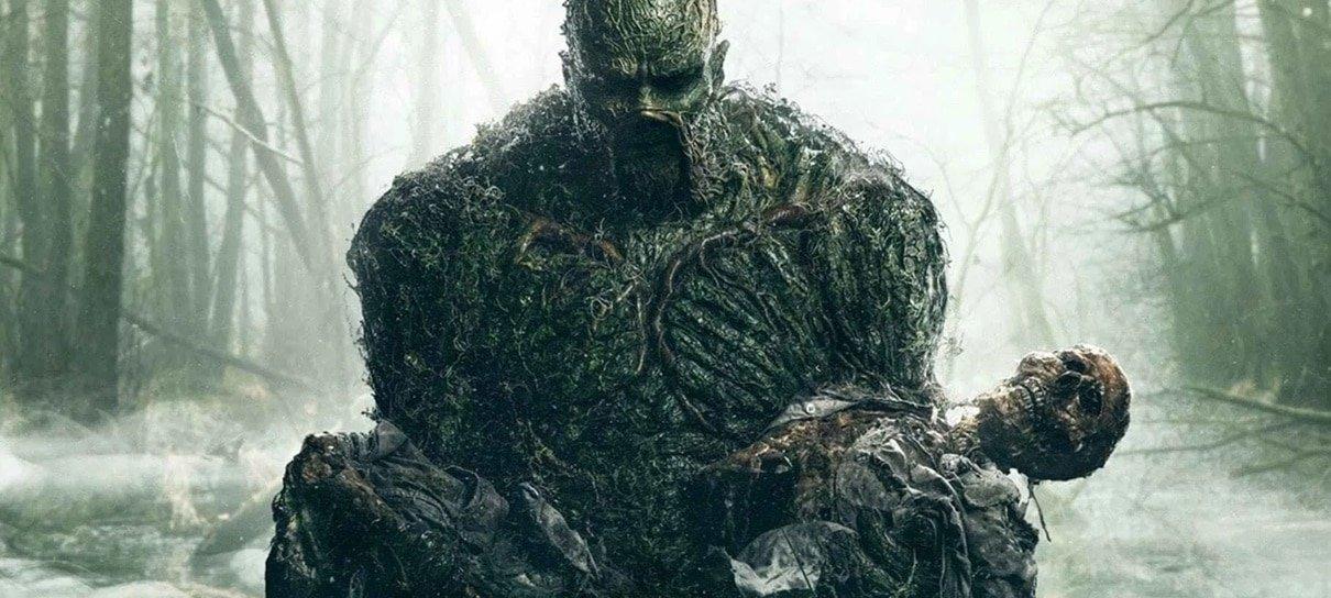 CW adquire direitos da série do Monstro do Pântano