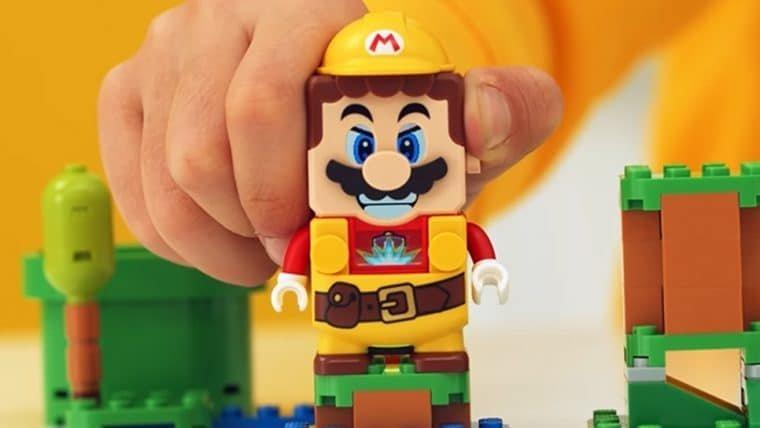 Expansões de LEGO Super Mario são anunciadas em novo vídeo