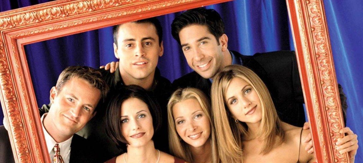 Especial de Friends pode acontecer de maneira virtual