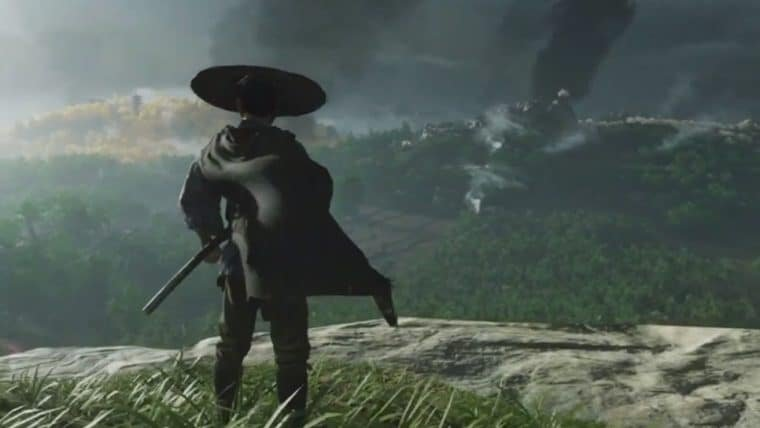 Gameplay de 18 minutos de Ghost of Tsushima destaca combate e liberdade do mundo aberto