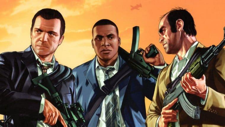 GTA V provavelmente é o próximo jogo gratuito da Epic Games Store