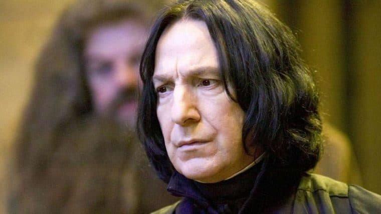 Harry Potter | J.K. Rowling mostra inspiração para o nome de Snape