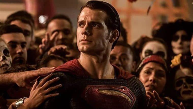Henry Cavill não está em negociações para interpretar Superman de novo, alega site