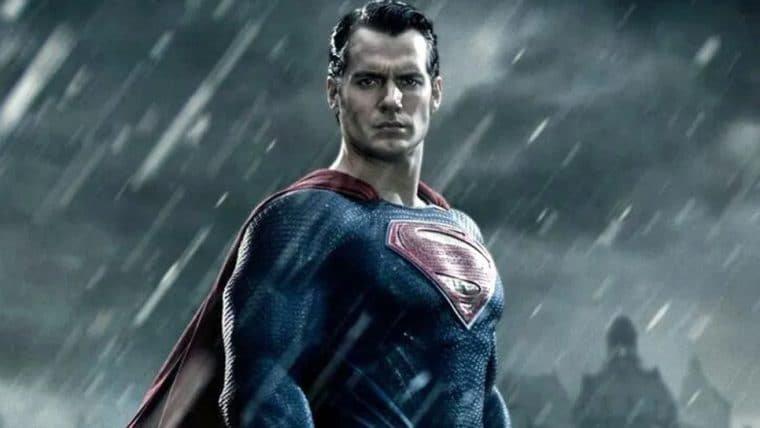 Henry Cavill pode voltar a interpretar Superman