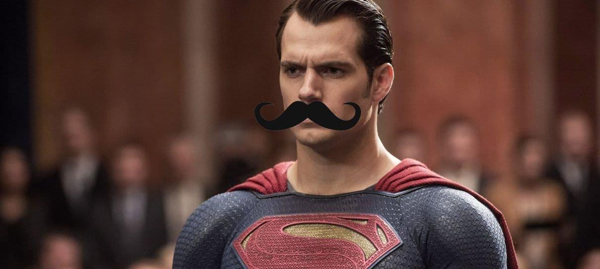 Henry Cavill brinca que quer ver uma versão de Liga da Justiça