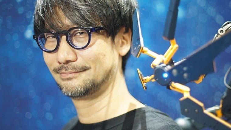 Hideo Kojima revela que projeto em que estava trabalhando foi descontinuado