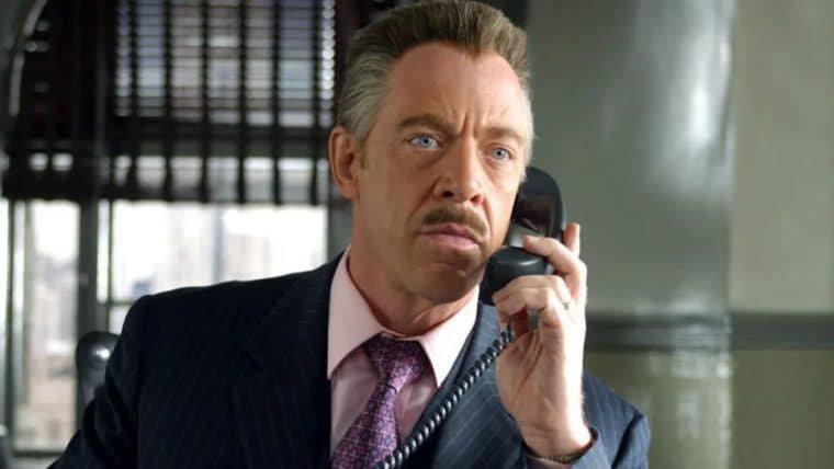J.K. Simmons assinou contrato para mais filmes do Homem-Aranha no MCU