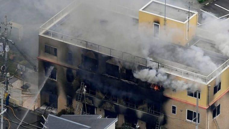 Suspeito de incendiar sede da Kyoto Animation será preso amanhã (27)