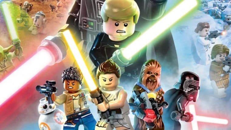 LEGO Star Wars: The Skywalker Saga ganha data de lançamento