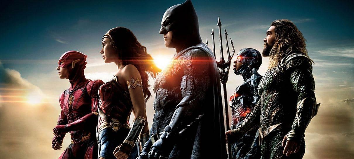 Liga da Justiça   Snyder Cut será