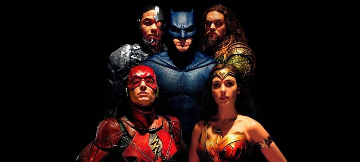 Liga da Justiça   O Snyder Cut é real e será lançado em 2021