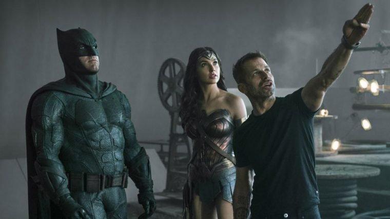 Snyder Cut de Liga da Justiça não terá refilmagens, diz site