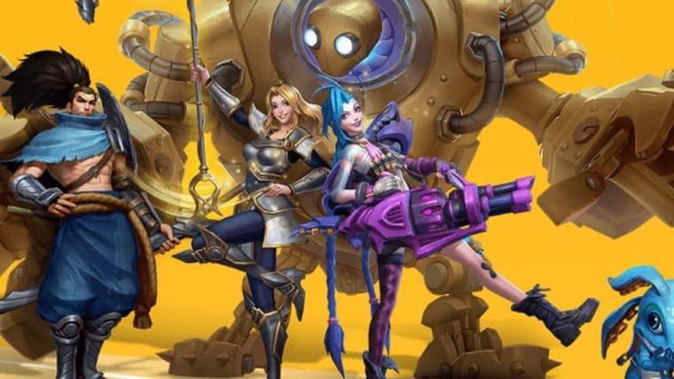 League of Legends: Wild Rift terá período de testes alfa no Brasil