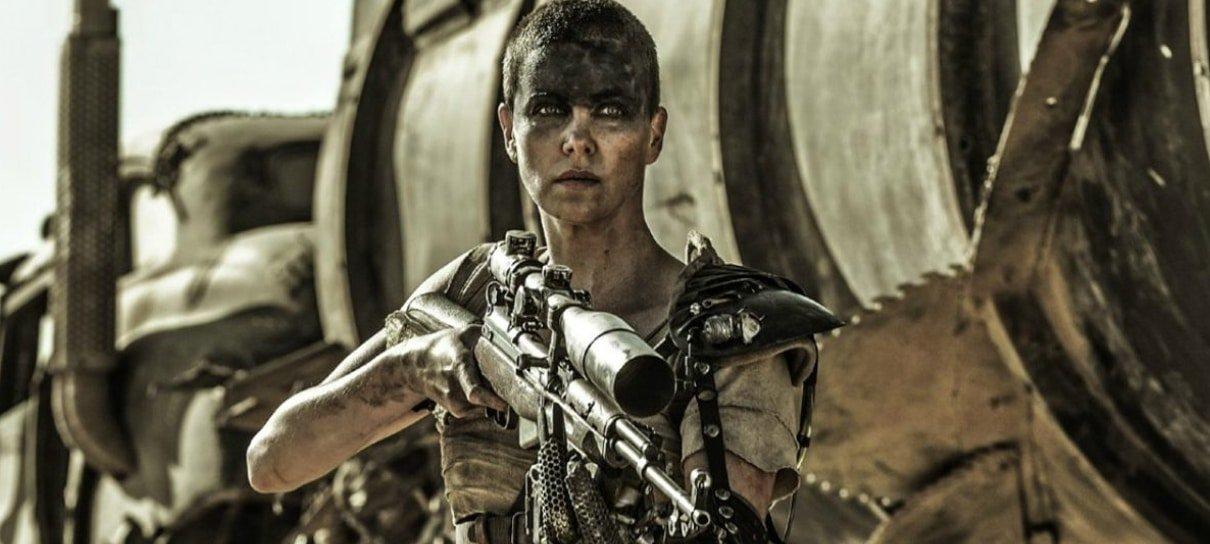 Mad Max | Visual de Furiosa foi ideia de Charlize Theron
