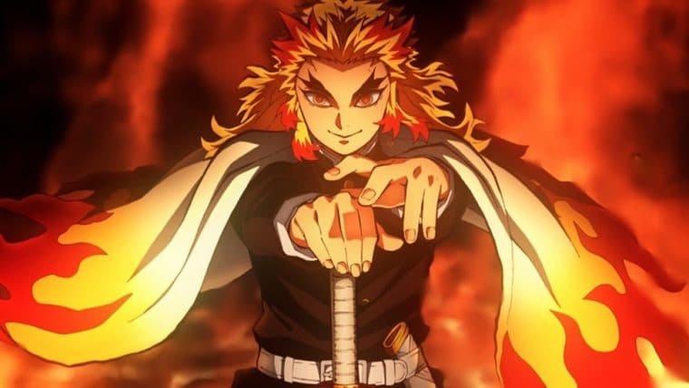 Mangá spin-off de Demon Slayer focado no Hashira da Chama é anunciado