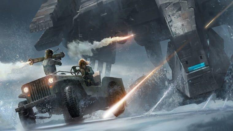 Diretor do filme de Metal Gear está publicando artes conceituais durante quarentena