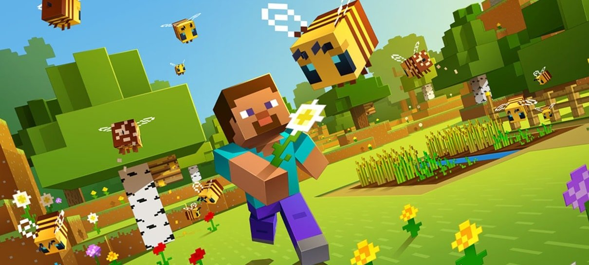 Minecraft ultrapassa 200 milhões de cópias vendidas