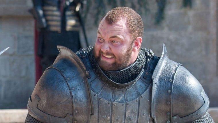 Ator do Montanha, de Game of Thrones, anuncia a primeira luta de boxe da carreira