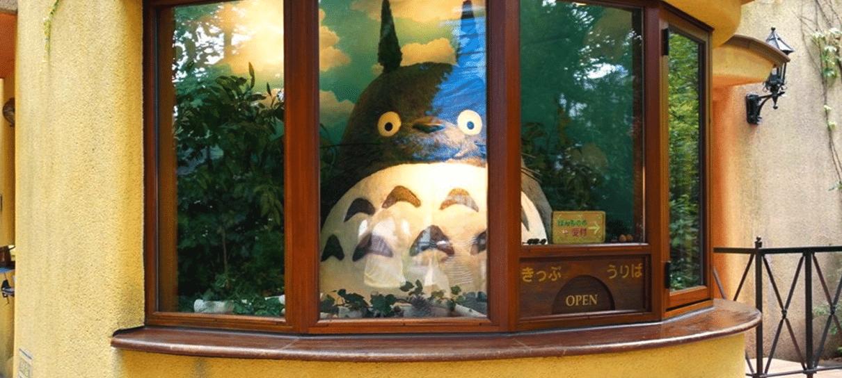 Museu Ghibli publica tour virtual com vídeos inéditos