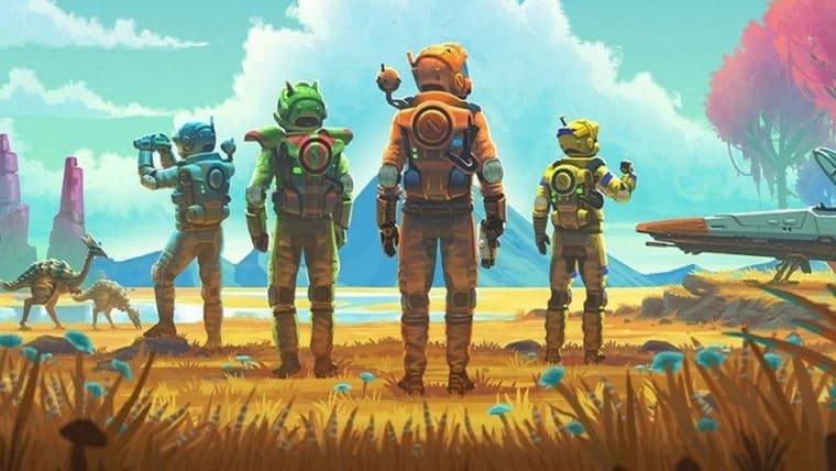 No Man's Sky chega em junho ao Xbox Game Pass