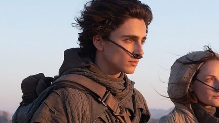 Duna | Nova imagem do filme destaca Timothée Chalamet e Josh Brolin