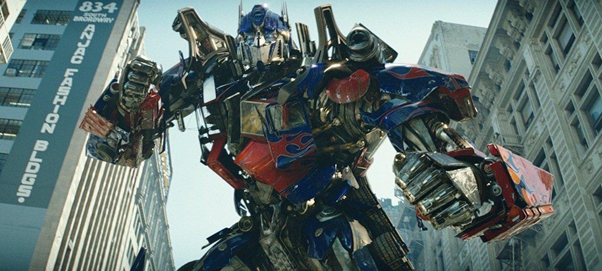 Próximo filme de Transformers será lançado em 2022