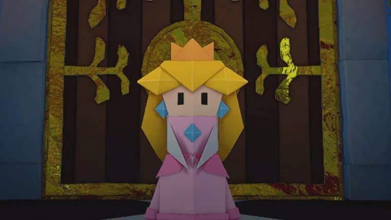 Paper Mario: The Origami King é anunciado com trailer